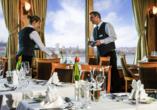 MS Fortuna, Restaurant