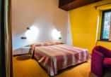 Hotel Concorde in Arona Lago Maggiore Italien, Zimmerbeispiel