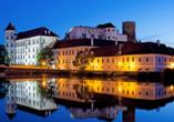 Hotel Concertino – Zlatá Husa, Südböhmen, Tschechien, Schloss Neuhaus