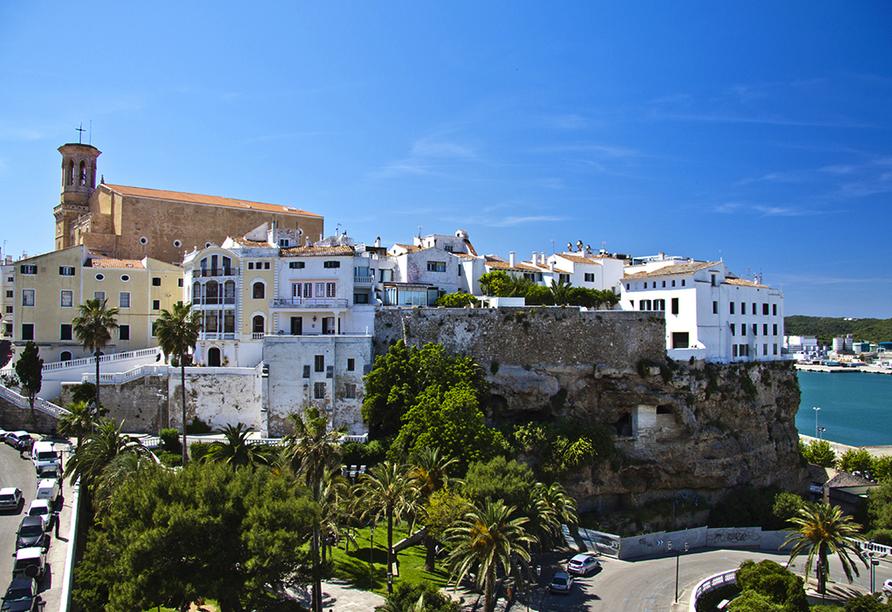 Hotel Playa Azul, Cala'n Porter, Menorca, Mahon
