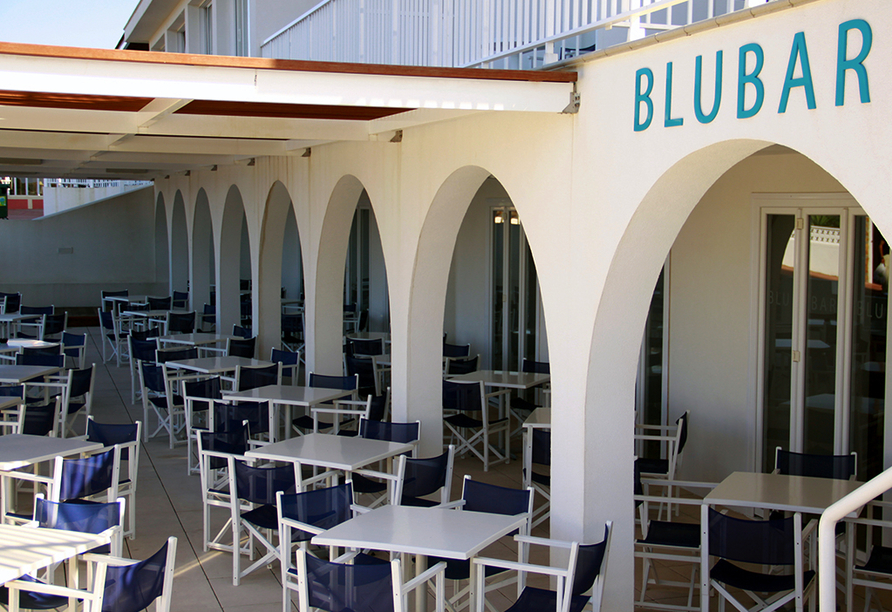 Hotel Playa Azul, Cala'n Porter, Menorca,Bar