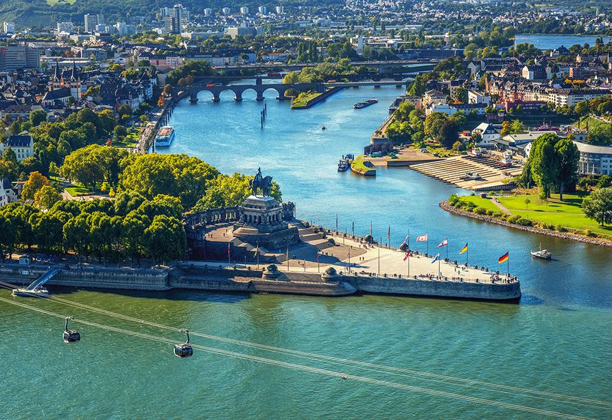 A-ROSA, Koblenz