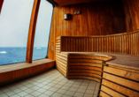 MS Midnatsol, Panorama-Sauna