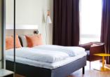 MS Midnatsol, Zimmerbeispiel Comfort Hotel Bergen Airport