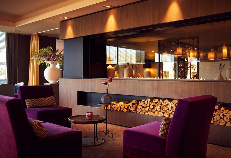 Van der Valk Hotel Tiel, Lounge