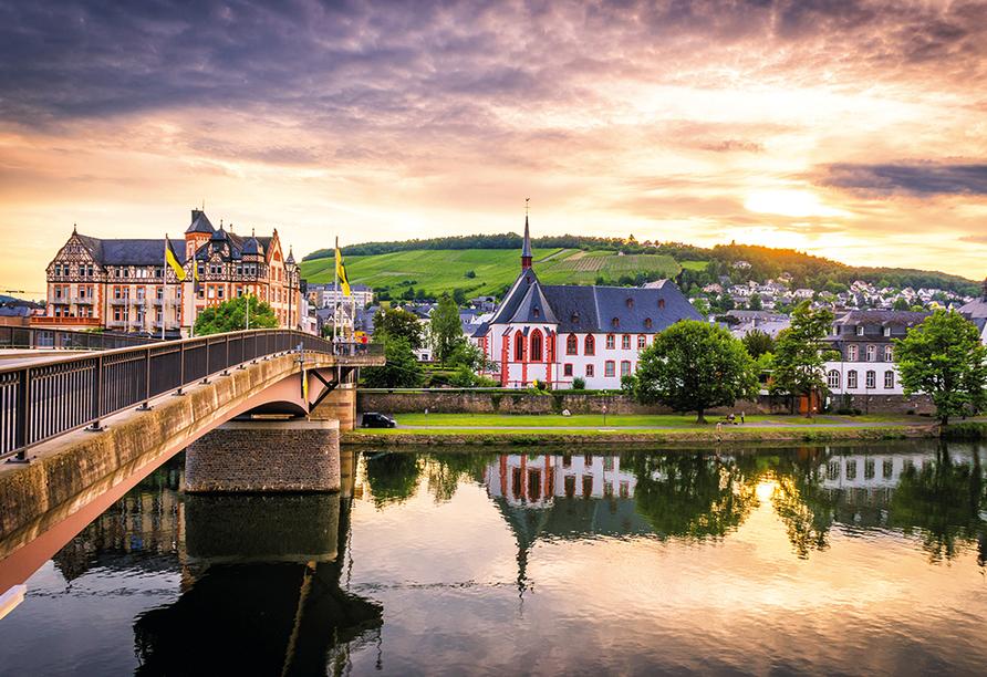 MS Switzerland, Bernkastel-Kues