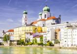 MS Primadonna, Passau