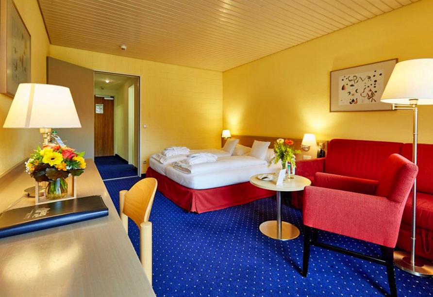 Hotel Bayern Vital, Beispiel Doppelzimmer Superior Deluxe