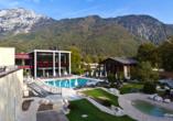 Hotel Bayern Vital, Rupertus Therme Saunalandschaft
