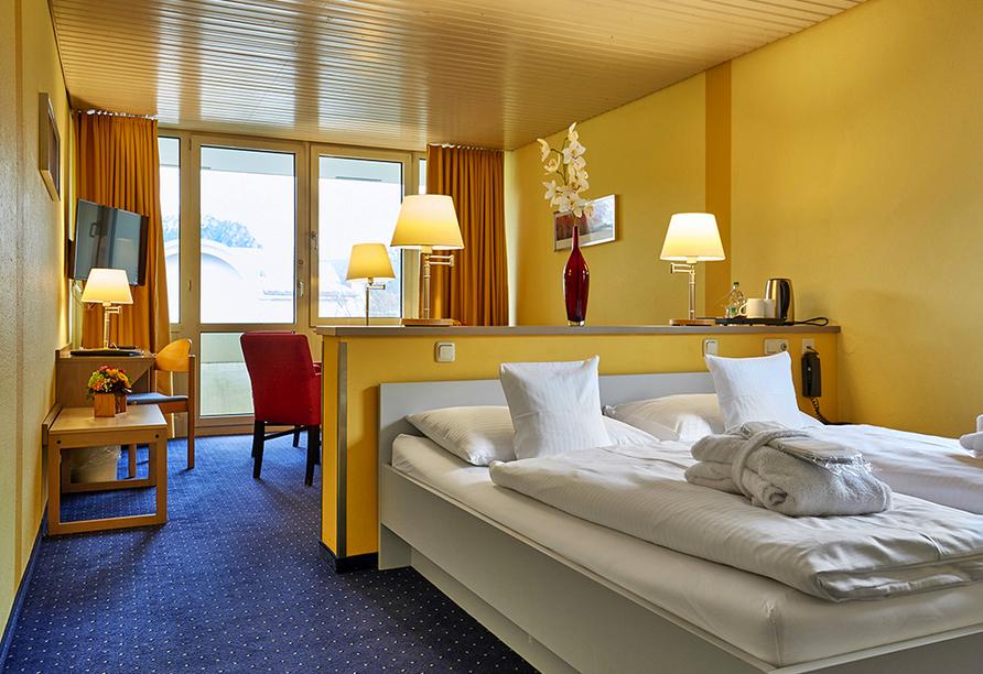Hotel Bayern Vital, Beispiel Junior Suite