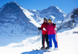 Eiger Selfness Hotel in Grindelwald, Skifahren