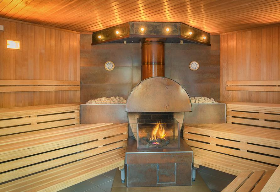 Parkhotel Putbus Rügen, AHOI Sauna