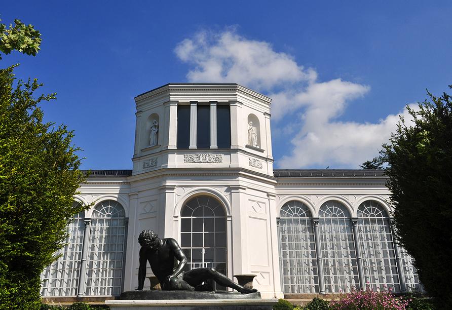 Parkhotel Putbus Rügen, Orangerie
