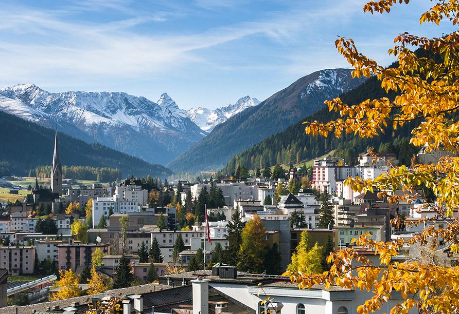 Parsenn Resort Davos Schweiz, Davos