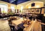Traditionshotel Wilder Mann, Restaurant Silberbaum