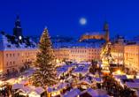 Traditionshotel Wilder Mann, Weihnachtsmarkt