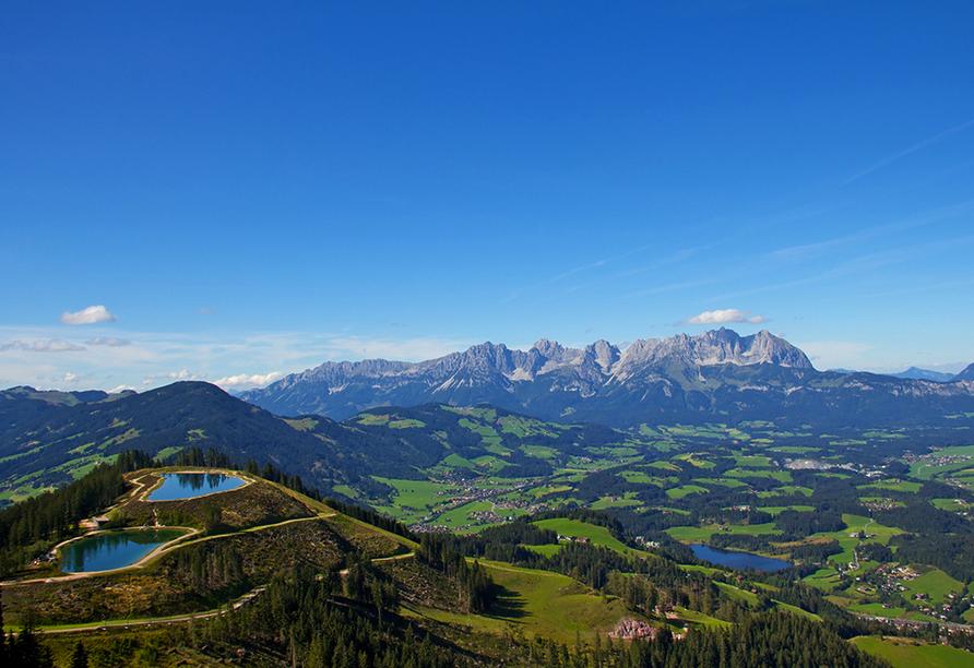 Parkhotel Kirchberg in Kirchberg in Tirol, Hahnenkamm