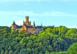 Relexa Hotel Bad Salzdetfurth bei Hildesheim in Niedersachsen, Schloss Marienburg