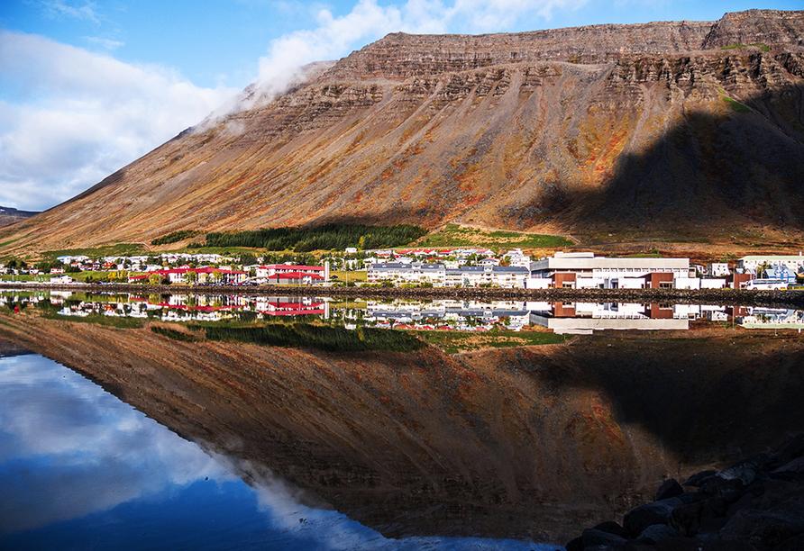 Costa Favolosa, Ísafjörður