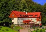 Kurhotel Ewa Medical & Spa in Bad Flinsberg, Außenansicht