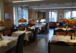 Hotel Stadt Homburg in Homburg an der Saar im Saarland, Restaurant