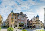Hotel Dufour, Biel-Bienne, Schweiz, Altstadt