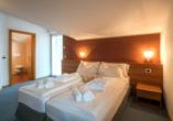 Hotel Alle Piramidi, Zimmerbeispiel, Doppelzimmer