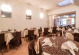 Hotel Alle Piramidi, Restaurant