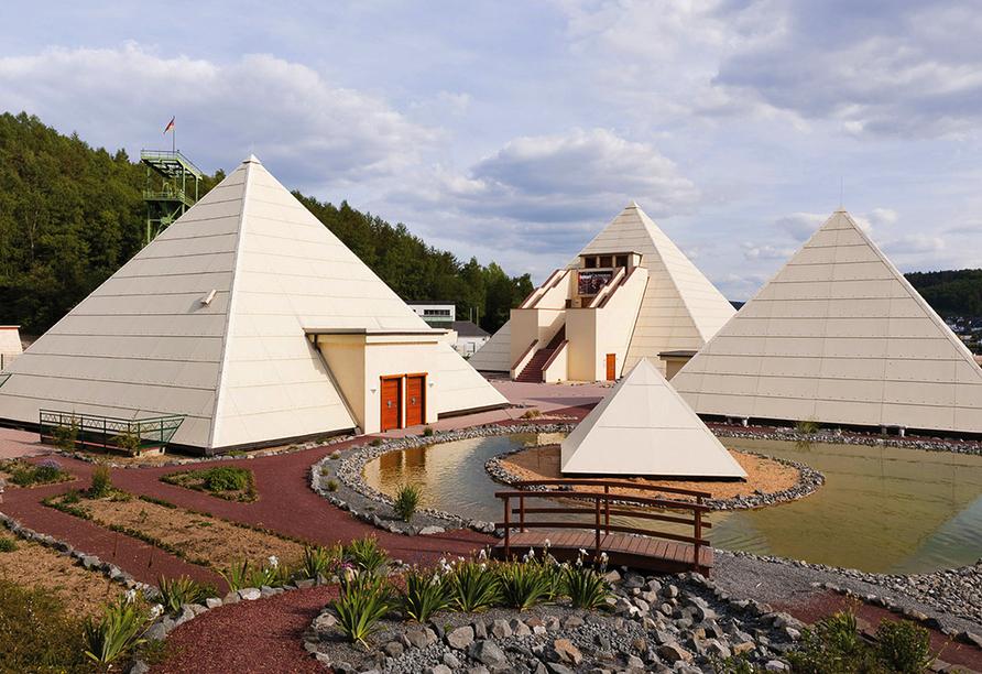 Landhotel Gödeke, Galileo-Park Pyramiden
