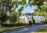 Ringhotel VITALHOTEL ambiente Bad Wilsnack in Brandenburg, Außenansicht
