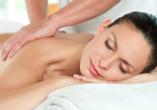 Ringhotel VITALHOTEL ambiente Bad Wilsnack in Brandenburg, Massage