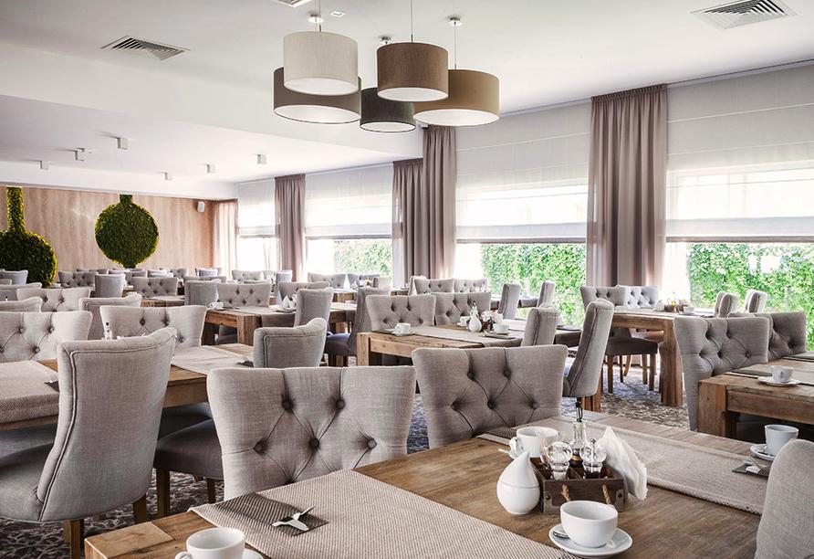 Hotel Max in Henkenhagen, Restaurant