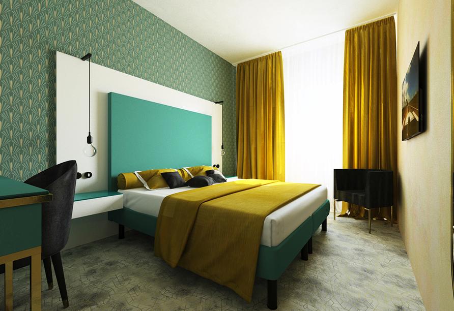 Astoria Hotel & Medical Spa, Karlsbad, Tschechien, Zimmerbeispiel Nebenhaus Wolker