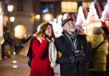 Hotel Würdinger Hof in Bad Füssing im Bäderdreieck, Weihnachten