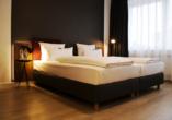 Hotel am Schlosstheater, Beispiel Doppelzimmer Standard