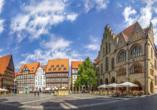 Hotel Messehof in Algermissen, Hildesheim