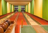 Sporthotel Malchow, Kegelbahn