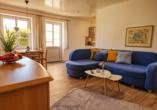 Ferienhaus Watt n Urlaub, Beispiel Wohnraum