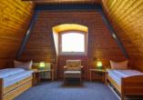 Ferienhaus Watt n Urlaub, Beispiel mögliches Kinderschlafzimmer
