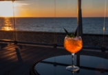 Baltivia Sea Resort in Mielno, Polnische Ostsee, Polen, Getränk
