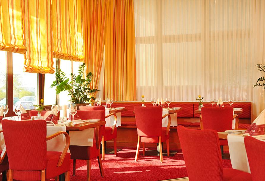 Hotel AMBER ECONTEL Berlin-Charlottenburg, Restaurant