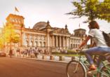 Hotel AMBER ECONTEL Berlin-Charlottenburg, Berlin und Fahrrad