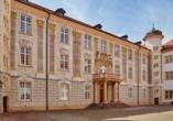 Hotel-Restaurant Erbprinz in Ettlingen, Barockschloss Ettlingen