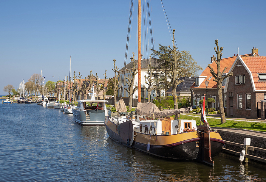 MS Andrea, Medemblik