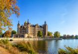 Plaza Schwerin, Schweriner Schloss