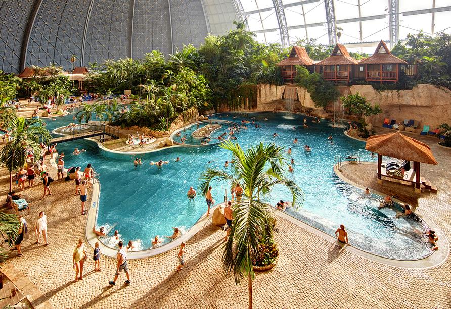 Tropical Islands Resort, Lagoon