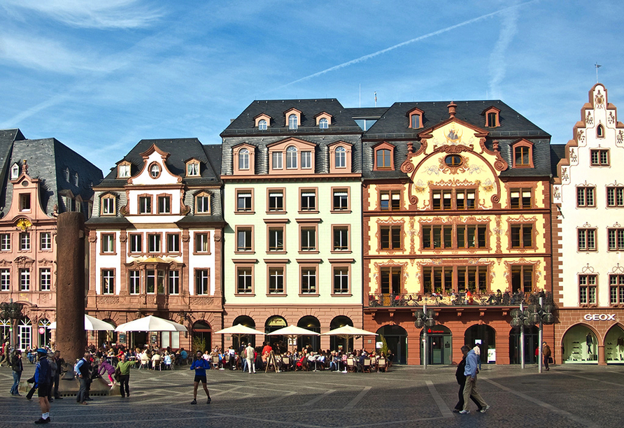 MS Anesha, Mainz