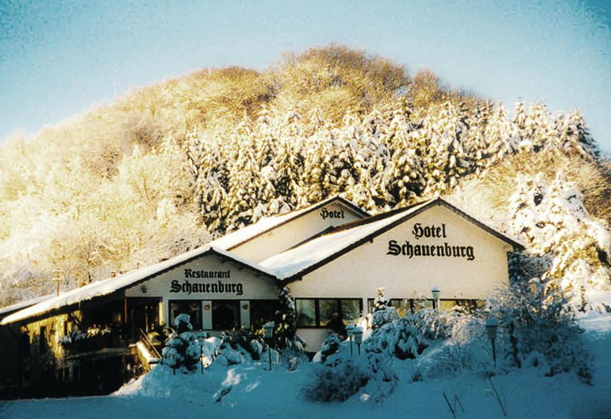 Hotel Schauenburg, Außenansicht