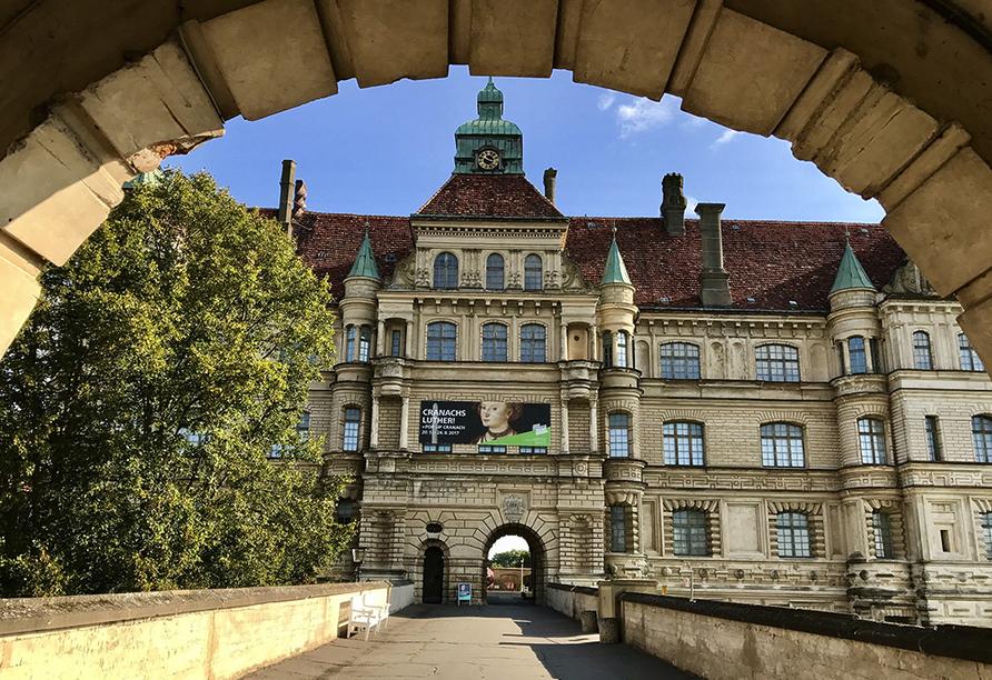 Hotel Gut Gremmelin, Schloss Güstrow