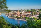 MS Alena, Passau
